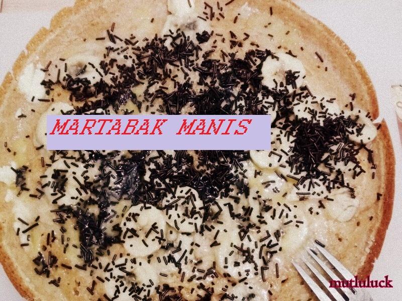 DEMAM MARTABAK MANIS
