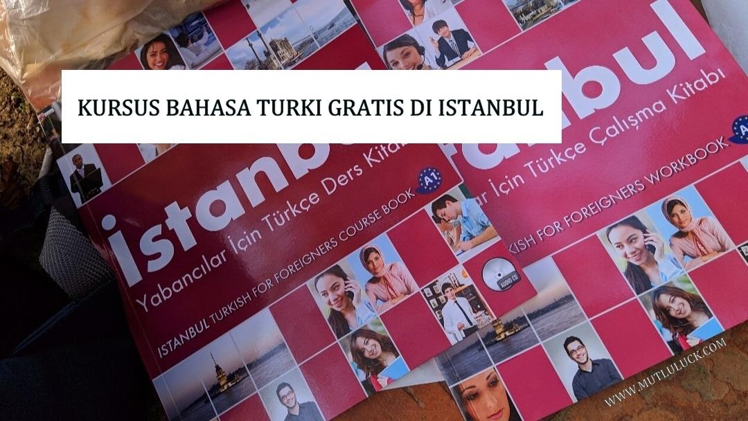 KURSUS BAHASA TURKI DI ISTANBUL