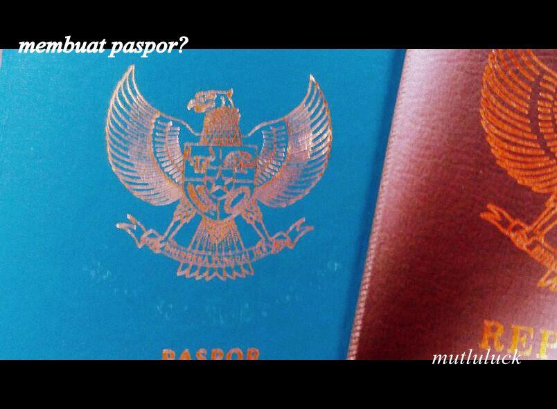 MEMBUAT PASSPORT BARU DI KANTOR IMIGRASI JOGJA (2016)