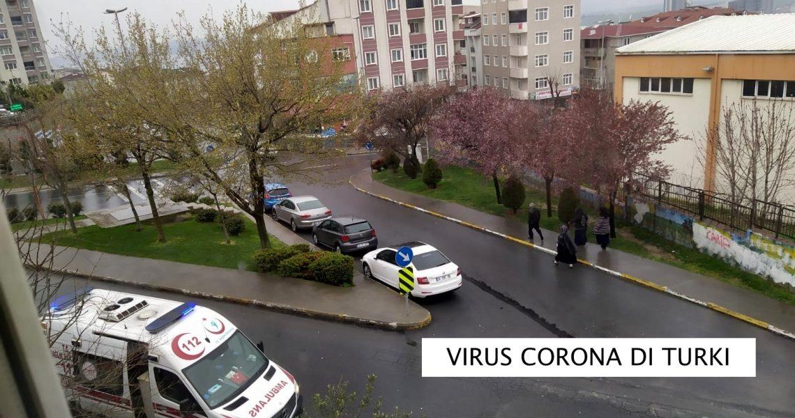 Virus korona di turki