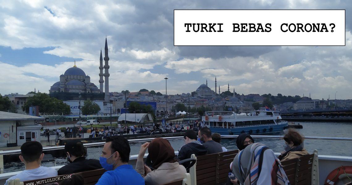 Turki Sudah Bebas